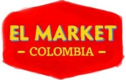 Logo El Market Colombia Fuente Fanpage Facebook El Market Colombia